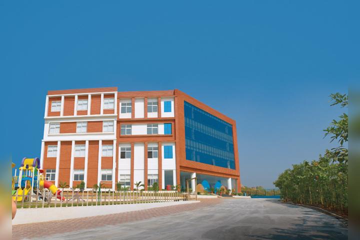 Kairos Global School - School Building & Campus