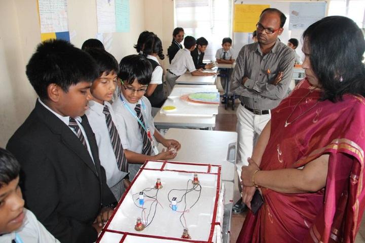 Kencrest International School-Science Project