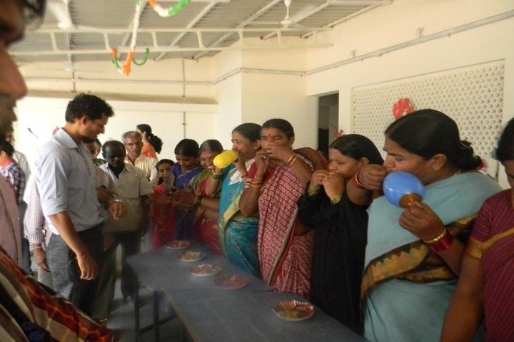 Kendriya Vidyalaya-Grandparents Day