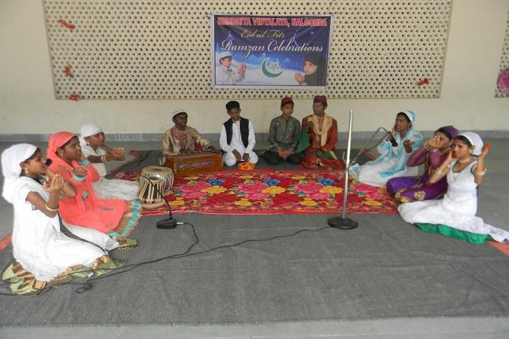 Kendriya Vidyalaya-Ramzan Celebrations