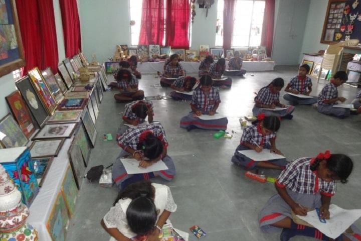 Kendriya Vidyalaya-Art Lab