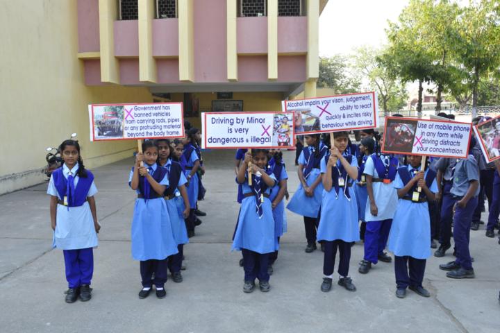 Kendriya Vidyalaya-Social Awareness Programs
