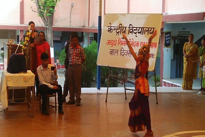 Kendriya Vidyalaya-Children Day