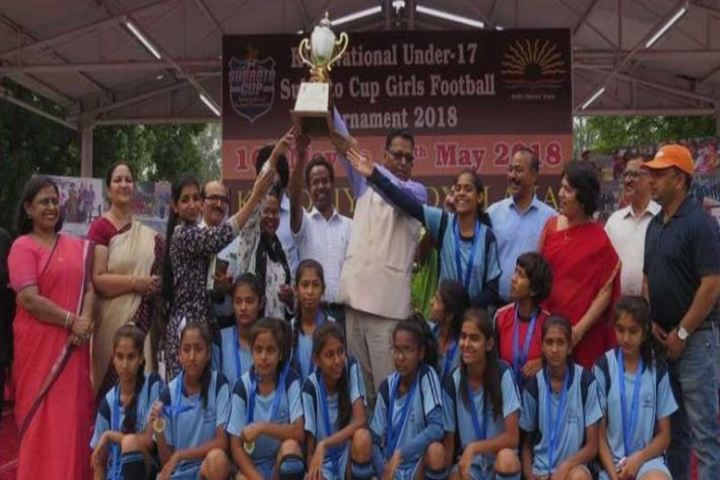 Kendriya Vidyalaya-Foot Ball Champions