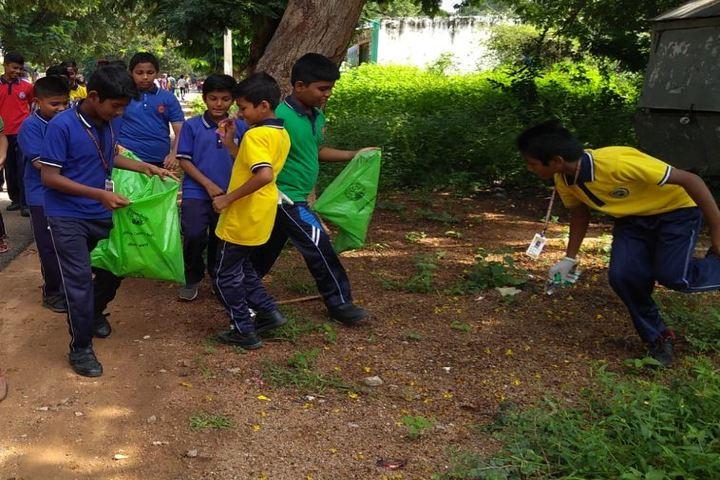 Kendriya Vidyalaya-Swachhta Team