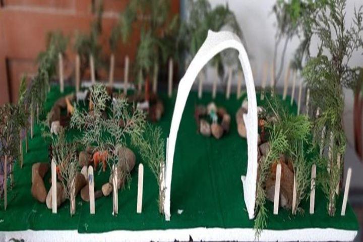 Ramji Prasad Sahu Public School-Arts