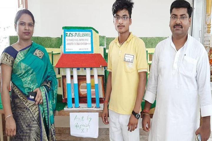 Ramji Prasad Sahu Public School-Science Fair