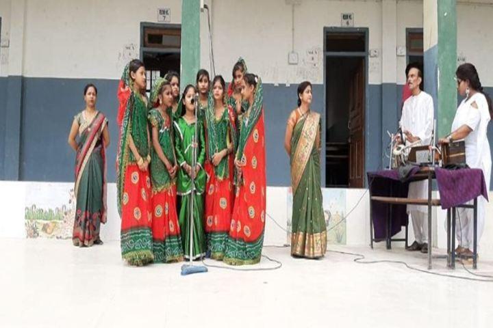 Ramji Prasad Sahu Public School-Singing