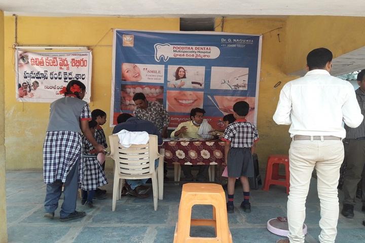 Kendriya Vidyalaya-Health-Care