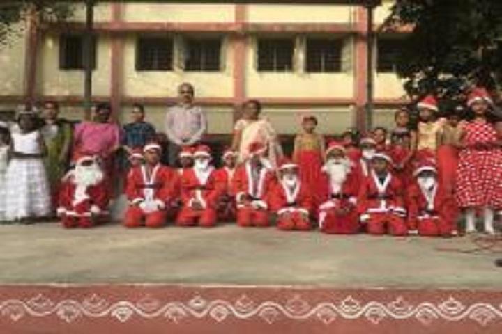 Kendriya Vidyalaya No 1-Christmas Celebration