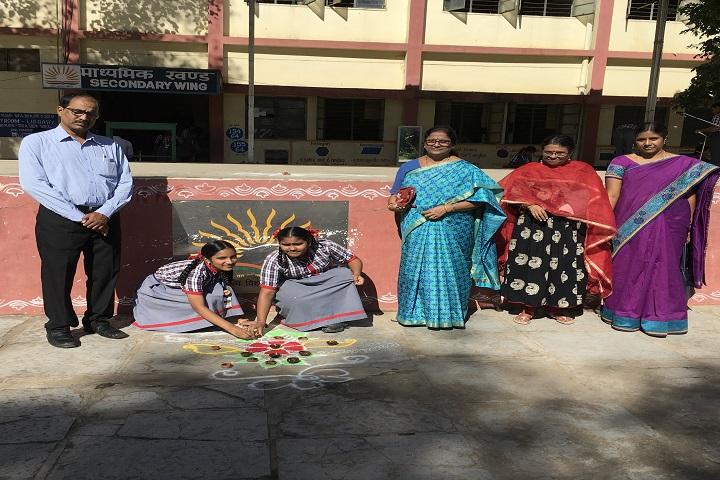 Kendriya Vidyalaya No 1-Diwali Celebration