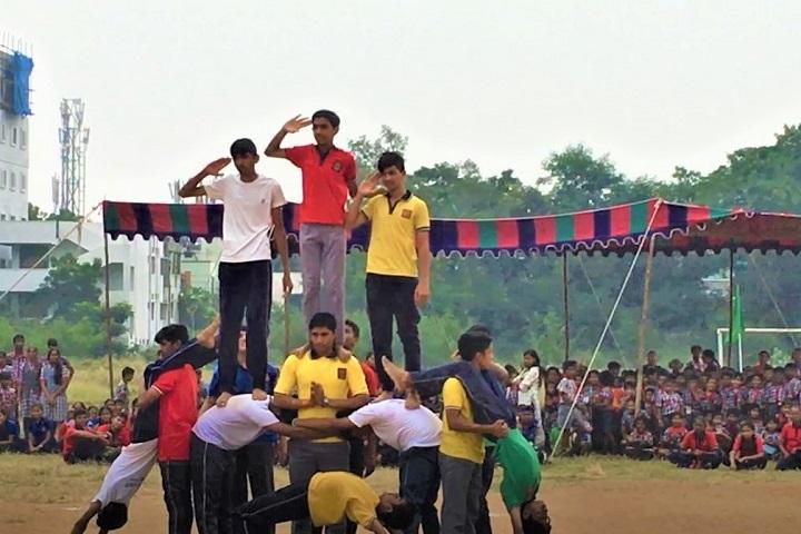 Kendriya Vidyalaya No 1-Republic Day Celebration