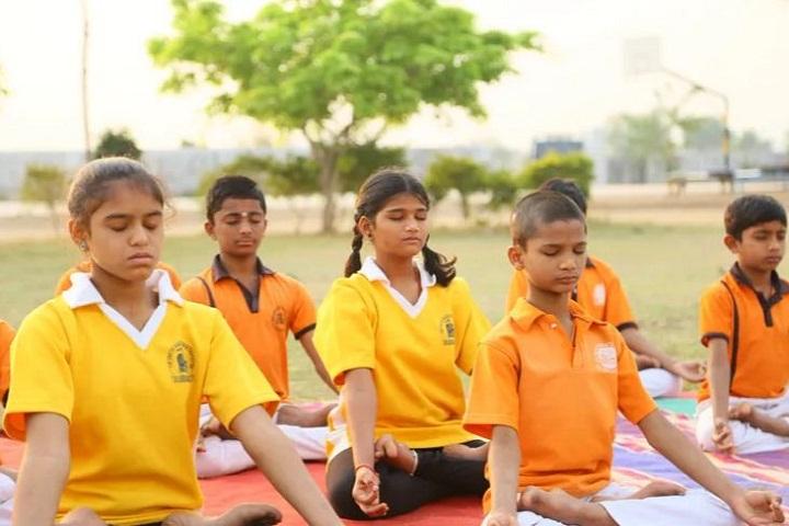 KGR High School-Yoga