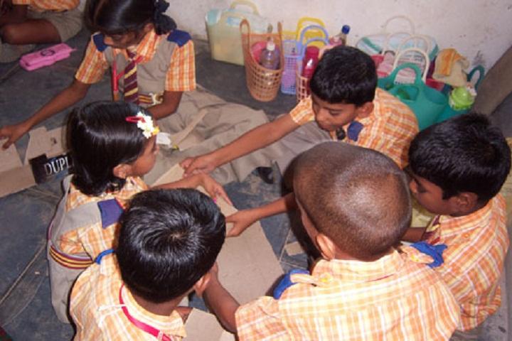 Kothakota Pupils High School-Art-Room