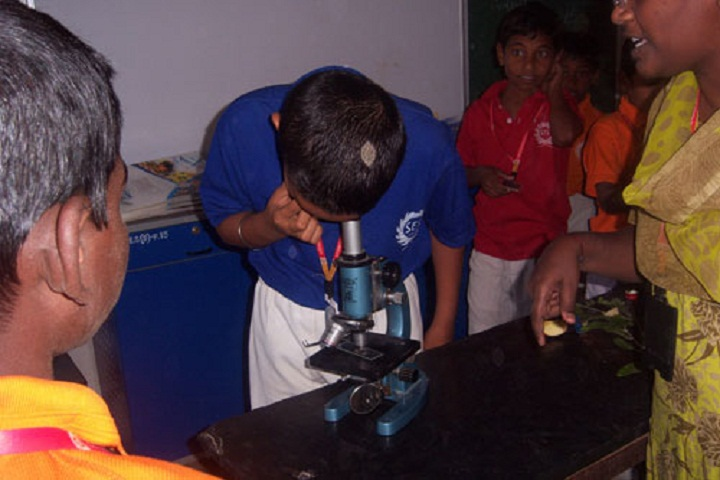 Kothakota Pupils High School-Biology-Lab