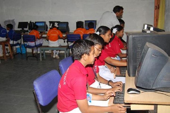 Kothakota Pupils High School-Computer-Lab