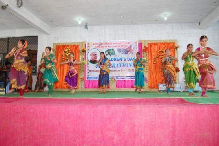 Kothakota Pupils High School-Dance