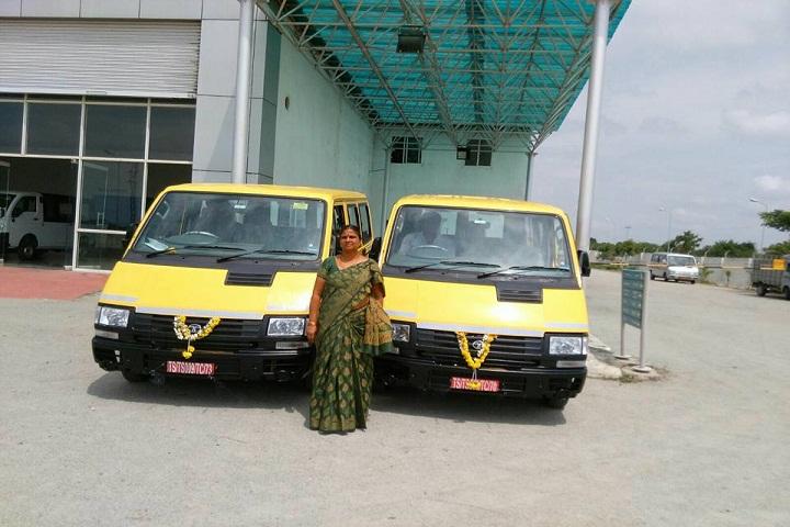 Kothakota Pupils High School-Transport