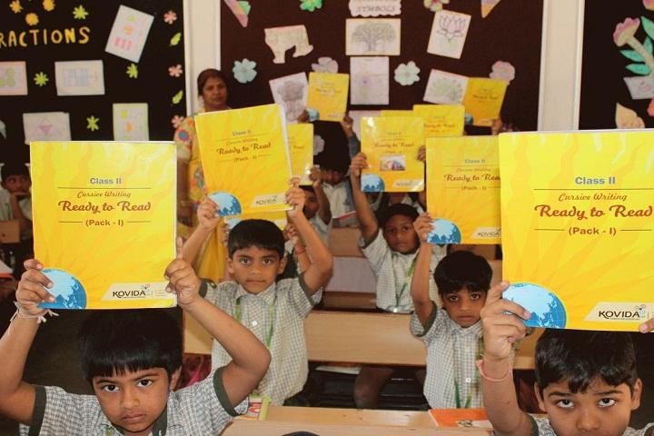 Lotus National School-Class