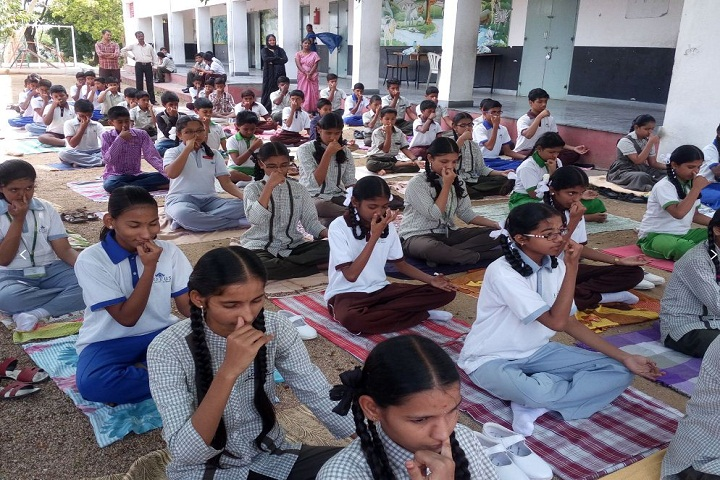Lotus National School-Yoga