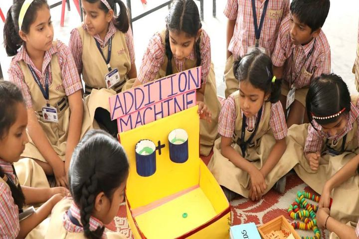 Lotus National School-Science Exhibition