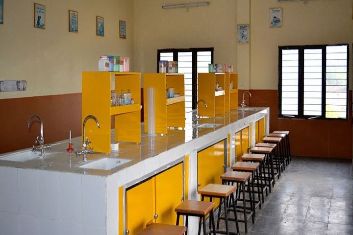 MSR Central School-Chemistry-Lab