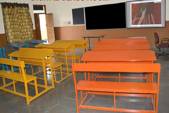 MSR Central School-Class