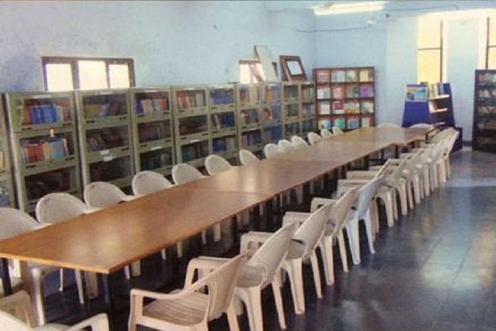 MSR Central School-Library