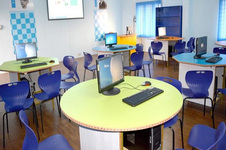 MSR Central School-Maths-Lab