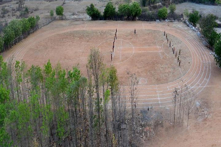 MSR Central School-Play-Ground