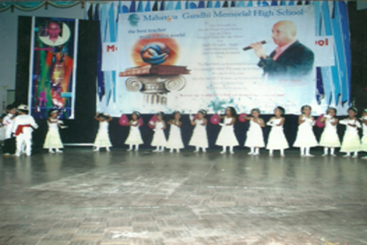 Mahatma Gandhi Memorial High School-Dance
