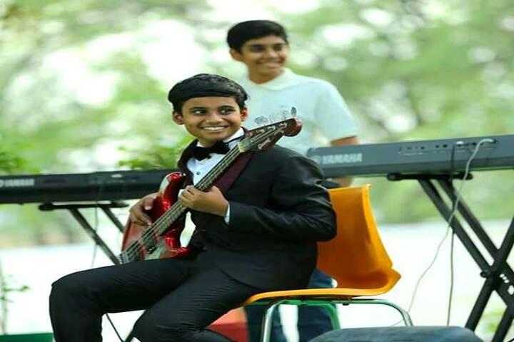Manthan School-Music