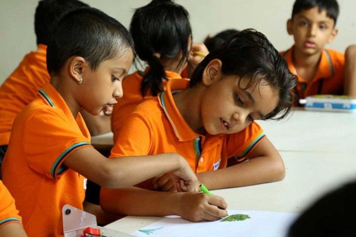 Manthan School-Art Room
