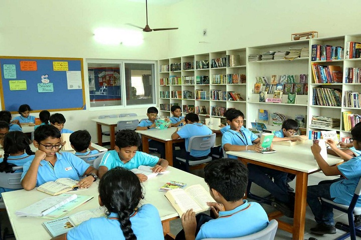 Manthan School-Library