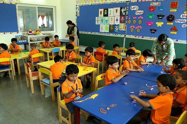 Manthan School-Class