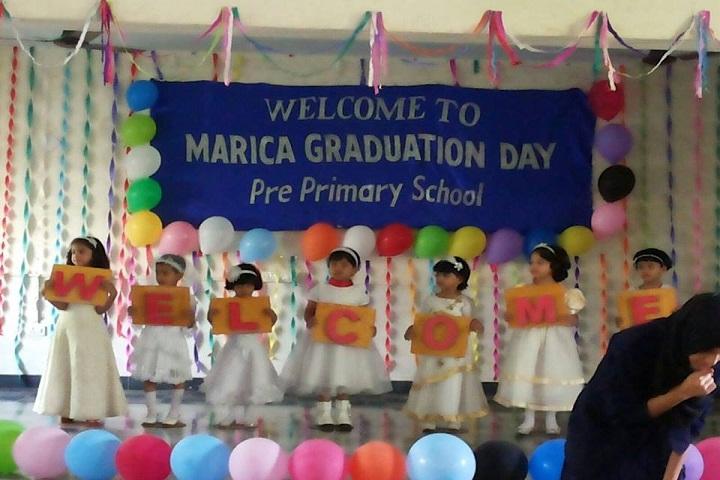 Marica High School-Dance