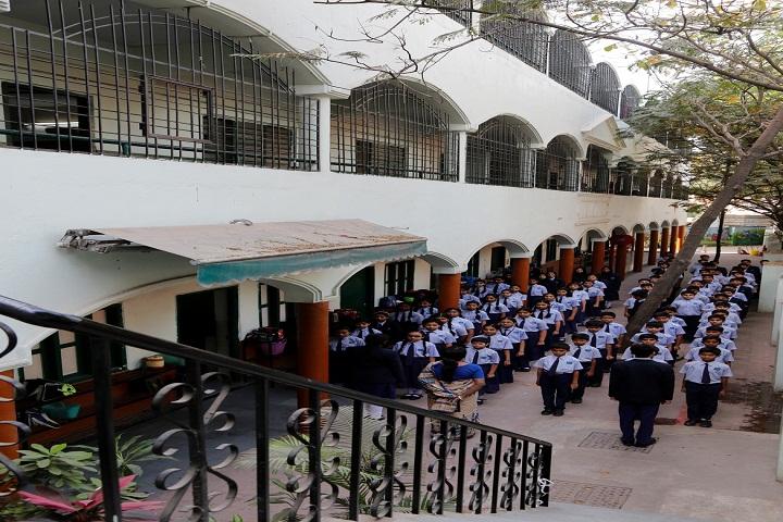 Marica High School-Ground