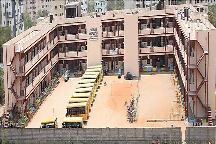Matrusri Dav Public School-Campus