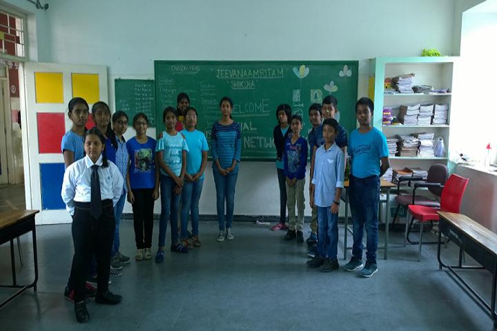 Matrusri Dav Public School-Class