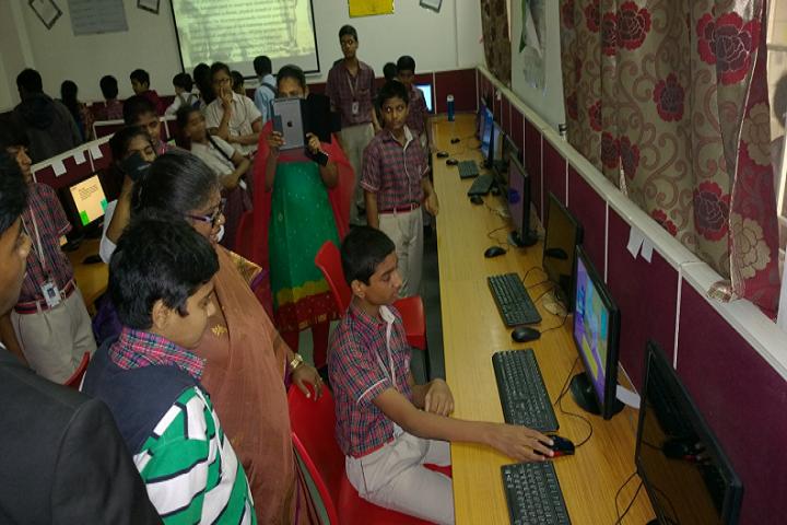 Matrusri Dav Public School-IT-Lab