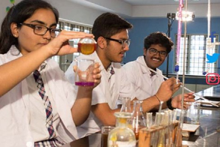 Meridian School For Boys and Girls-Laboratory