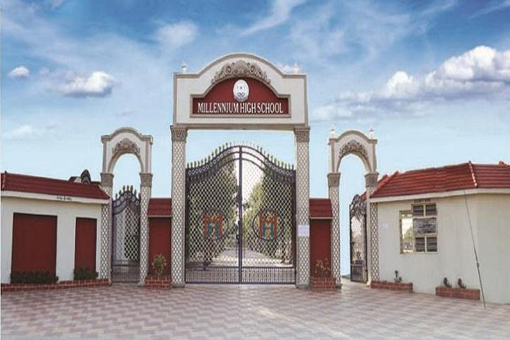 Millennium High School-Campus