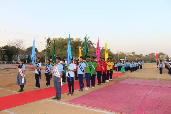 Millennium High School-Investiture Ceremony