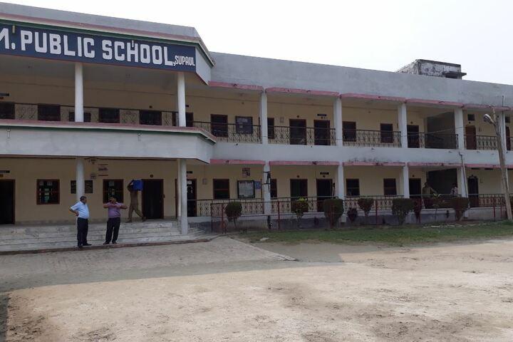 Rashtriya Sarvajanik Mela Public School-Campus View