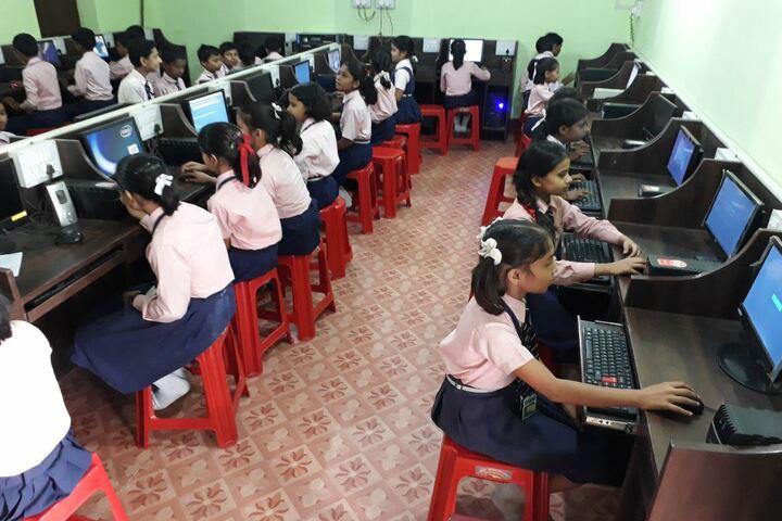 Rashtriya Sarvajanik Mela Public School-Computer Lab