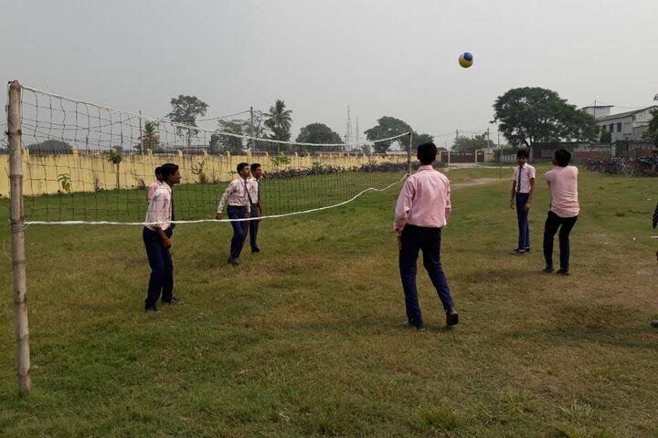 Rashtriya Sarvajanik Mela Public School-Play Ground