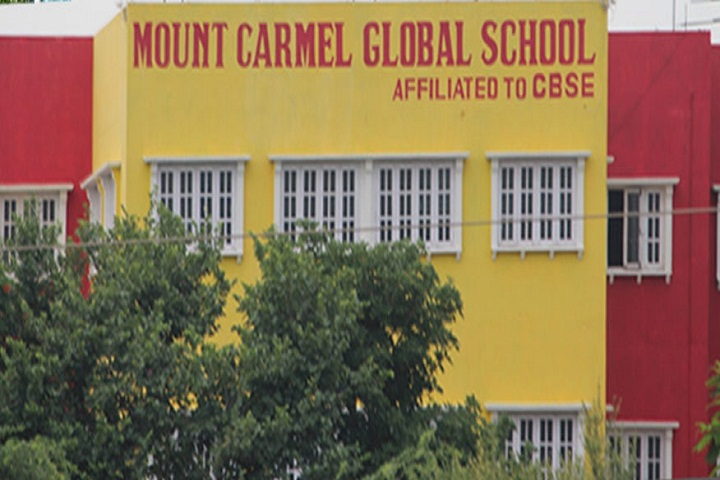 Mount Carmel Global School-Campus-View
