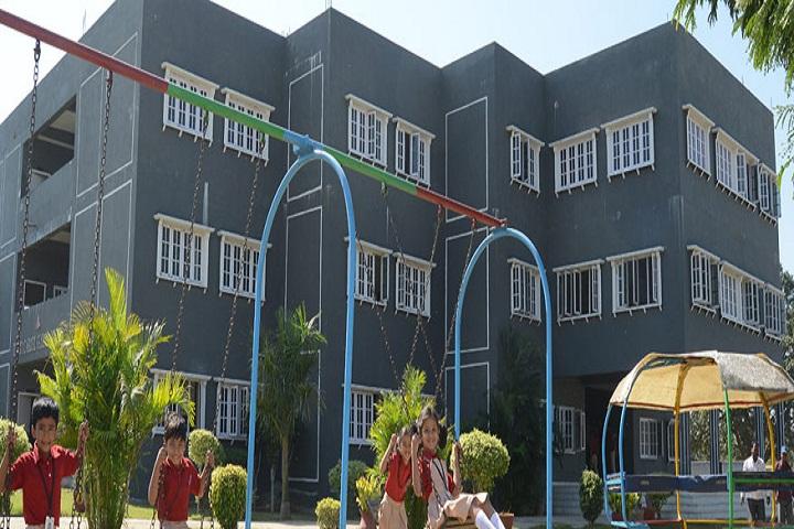 Mount Carmel Global School-Campus