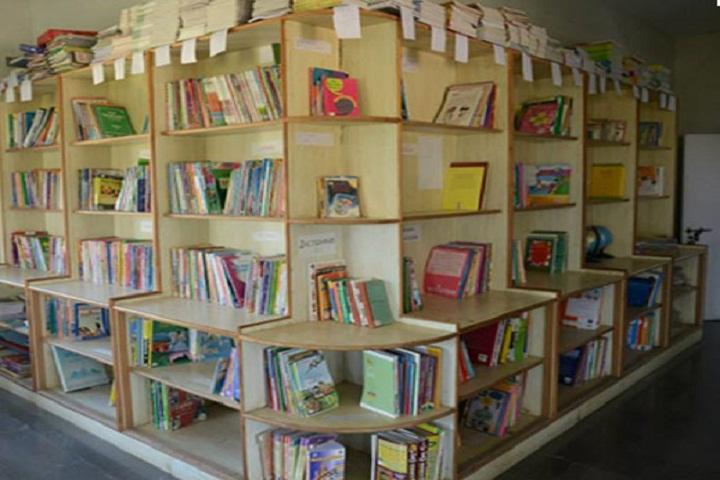 Mount Carmel Global School-Library