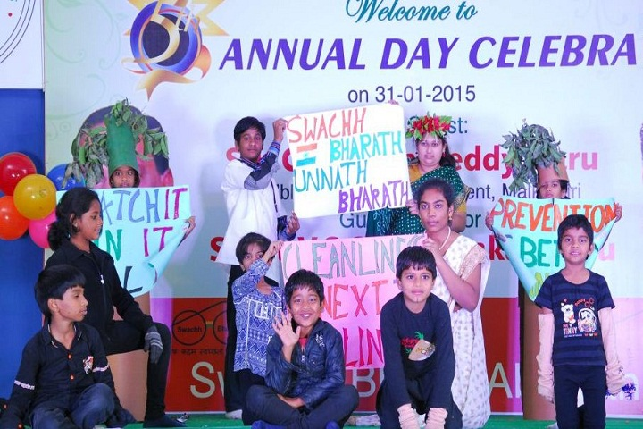 Mount Litera Zee School-Annualday